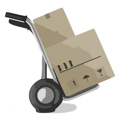 moving, box, relocation